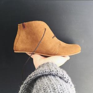 charlie boots camel I